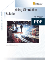 15 the Welding Simulation Solution Guidelines