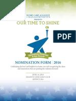 Innovations 2016 NominationForm