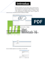 Manual de Minitab
