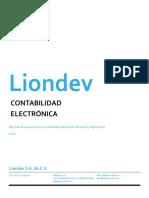 Contabilidad Electronica Manual de Usuario