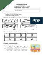 evaluacion-del-0-al-9 1° basico
