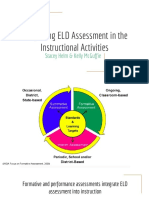 assessing during instructional activities