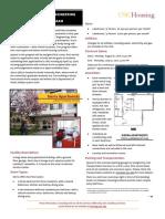 Housing - Viterbi Fall 2016 Flyer