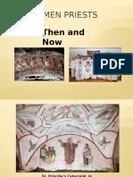 Women Priests - History