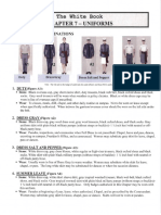 Citadel Uniform Regulations 2015