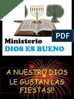 Las Fiestas en La Biblia