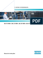 Manual de instruções AIB GA18_37VSD+