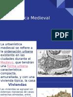 Urbanística Medieval
