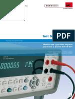 TM Test&Measure-O (Es) Hi