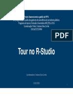 Tour no R-Studio