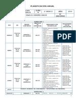 Ciencias Naturales Planificacion Anual - 5 Basico(1)