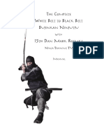 Training Guide-Ninjutsu