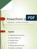 Powerpoint Presentation 2013