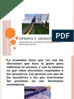 Economia Oferta y Demanda 1