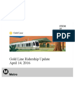 Gold Line Foothill Extension Survey Results Cc