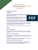 (3)D.S. Nº 028-2007-PCM, Dictan Disposiciones_doc