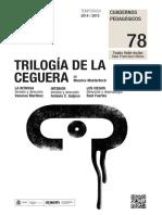 N 78 Trilogia de La Ceguera