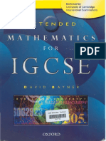Cambridge Igcse Mathematics Core and Extended Coursebook With CD Rom Cambridge Education Cambri Samples (1)