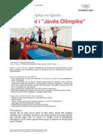 3. Java Olimpike