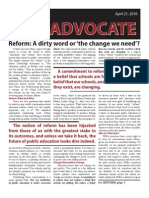 April 2010 Advocate Online