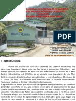 CENTRAL HIDROELCTRICA LA PELOTA