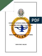 Reglamento de Internado Rotatorio