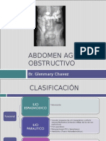 Abdomen Agudo Obstructivo - Copia