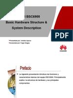 HUAWEI BSC6900 Basic --- Movistar