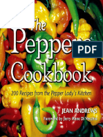 34414030 the Peppers Cookbook