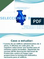 Diapositivas Seleccion de Bombas