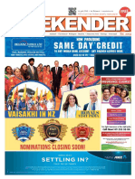 Indian Weekender 15 April 2016