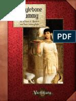 Victoriana - 2e - The Marylebone Mummy
