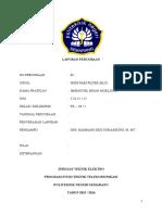 4. Immanuel_high Pass Filter (Rlc)