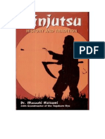 Ninjutsu (History and Tradition)