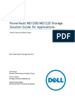Storage Powervault Md12x0 Solution Guide Applications