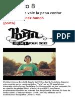 Biografia de Porta