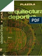 Arquitectura Deportiva - Plazola