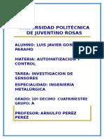 Trabajo de Investigacion (Sensores) (Autoguardado)