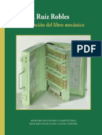 Invencion Libro y Vida de Angela Ruiz Robles