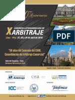 Congreso Latinoamericano de Arbitraje-2016