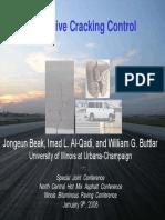 Al-Qadi - Reflective Crack Control