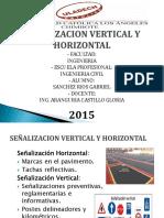 Señalizacion Vertical y Horizontal - Caminos