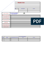 SIMPLE PROJECT MANAGEMENT TEMPLATE ON EXCEL