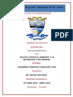DELITOS CONTRA EL AMBIENTE Y LA NATURALEZA O PACHAMAMA(ALEJANDRA GUADALUPE).docx