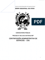 Proceso 001 2014 Cecas