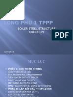 Boiler Structure Erection