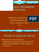qnimales en peligro de extincion.ppt