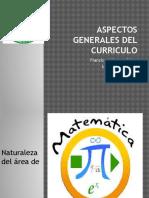 Areas de Matematicas