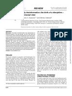 Bioinformatics 2003 Ouzounis 2176 90
