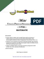 [2016] Modul Matematik UPSR Perak Excellent [ PPD Perak]